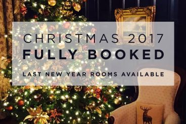Christmas 2017 - NOW FULLY BOOKED