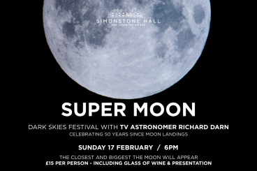 SuperMoon Astronomy Event