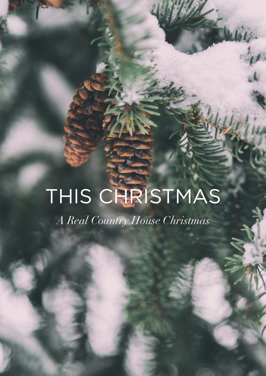 Christmas 2019 at Simonstone Hall Hotel