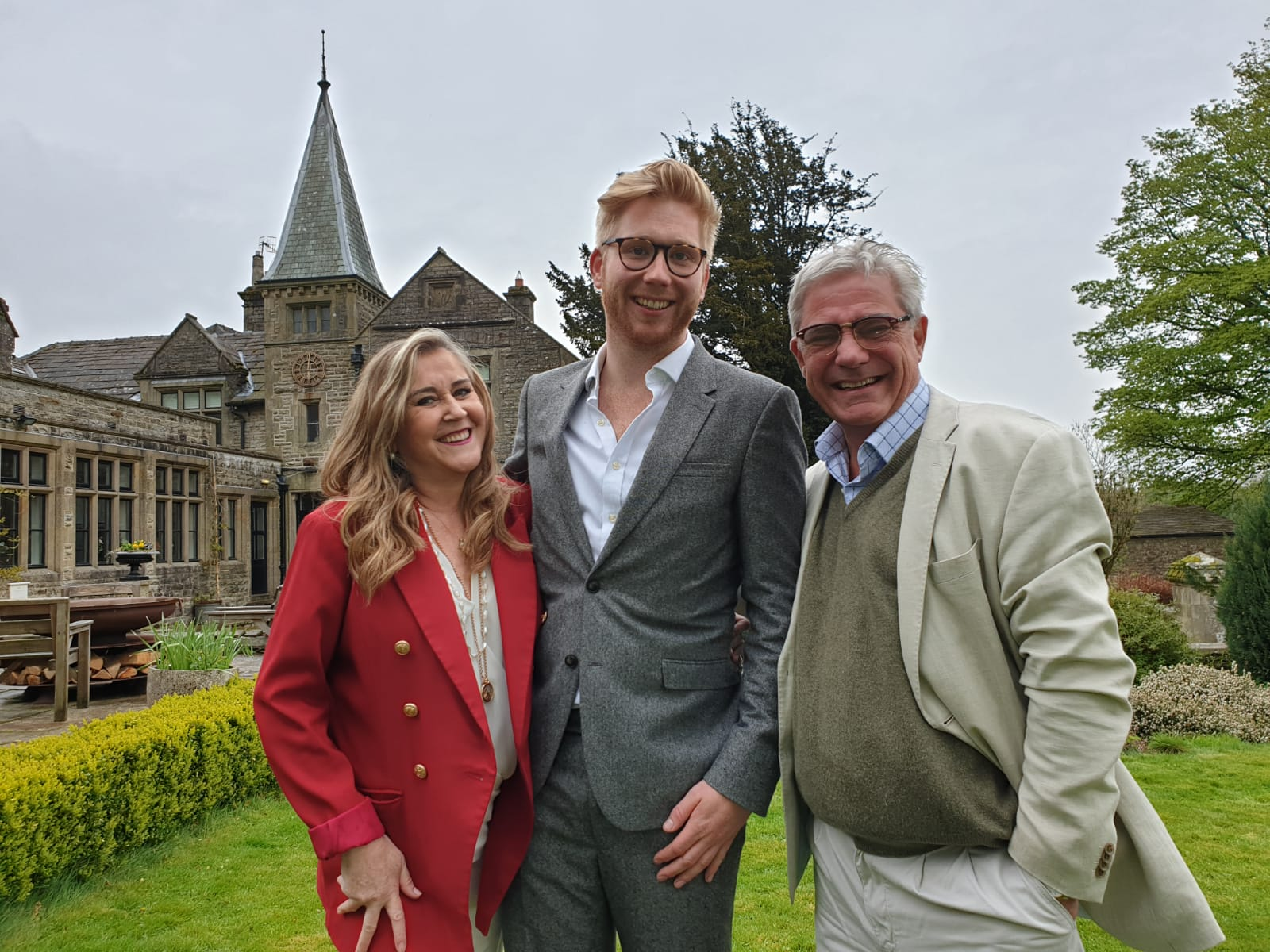 The Great Hotel Escape at Simonstone Hall Hotel