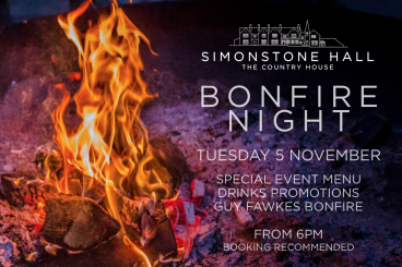 BONFIRE NIGHT EVENT