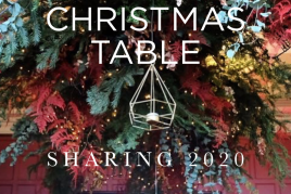 Christmas Sharing Table